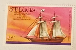 St Lucia 379
