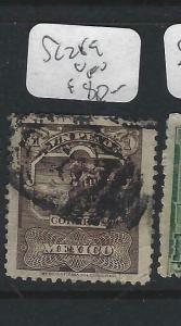 MEXICO  (P1303BB)  SC 289      VFU