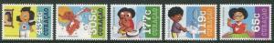 HERRICKSTAMP NEW ISSUES CURACAO Youth Care 2015