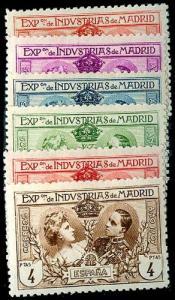 SPAIN 296(var)  Mint (ID # 31852)