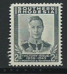 Southern Rhodesia SG 65  MUH