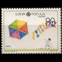 PORTUGAL-MADEIRA 1989 - Scott# 129 Europa-Toys Set of 1 NH