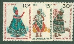 CAMEROUN 509-11 MNH CV$ 3.20 BIN$ 1.75