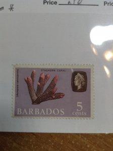 Barbados  # 271A  MH