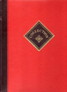 Prinz Stockbook 16 Black Double Sided Pages With Interleaving