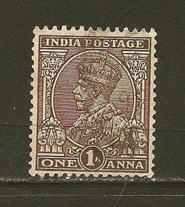 India 108 King George V  Used