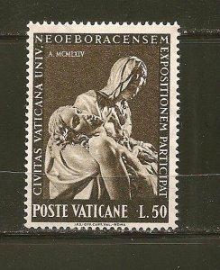 Vatican City 384 Pieta MNH