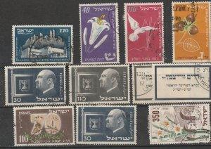 #65,67-72,85 Israel Used