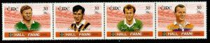 IRELAND SG1444a 2001 GAELIC ATHLETIC ASSOCIATION HALL OF FAME MNH