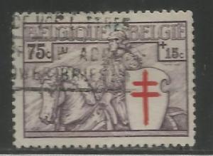 BELGIUM  B159  USED, CRUSADER