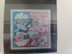 Monaco 1960 MNH