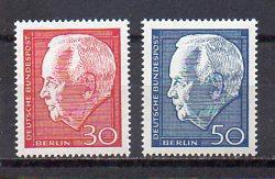 Germany - Berlin 9N263-9N264 MNH