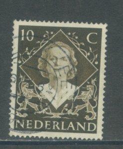 Netherlands 304  Used (5)
