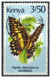 Kenya 1988 SG444 Used