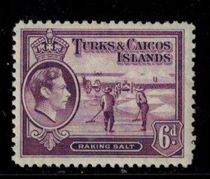 Turks and Caicos 85 MNH VF bright