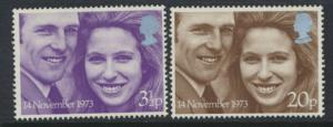 GB QE II Mint Never Hinged  SG 941 - 942 set