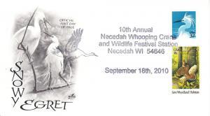 2010 Necedah Whooping Crane & Wildlife Necedah WI Artcraft