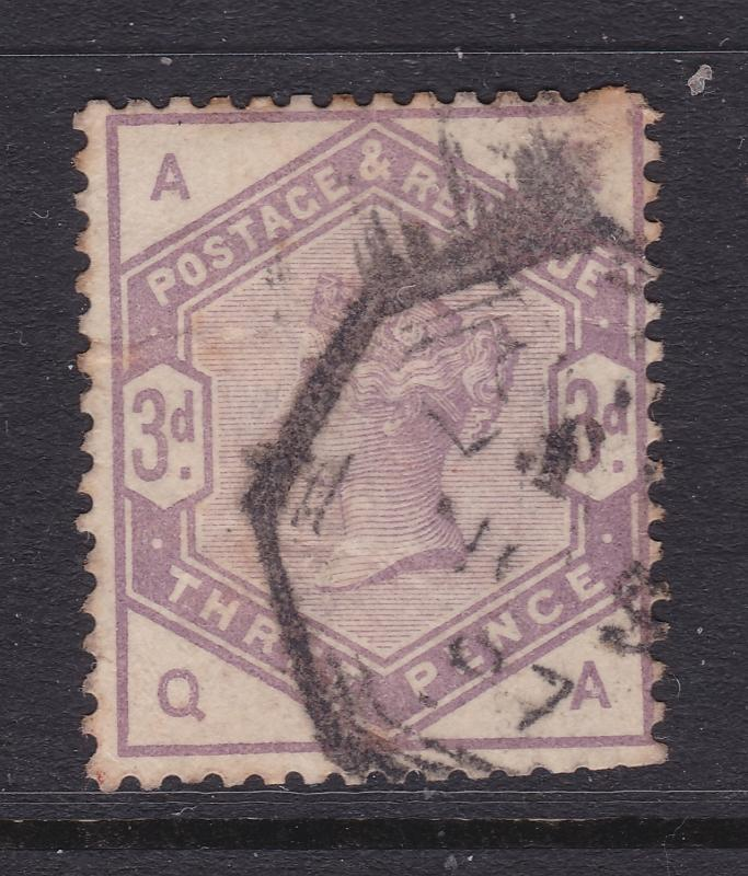 Great Britain an 1883 QV 3d used