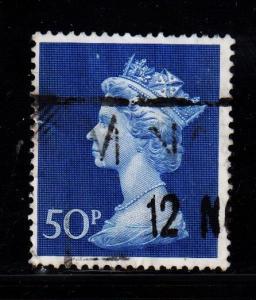 Great Britain - #MH167 Machin Queen Elizabeth II - Used