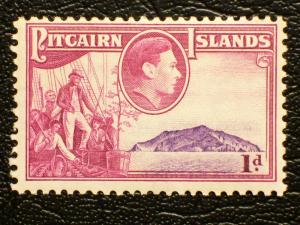 Pitcairn Islands Scott #2 unused