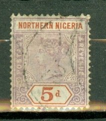 CP: Northern Nigeria 5 used CV $70