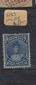 HAWAII  (P0705B)  1C   SC 37    MOG