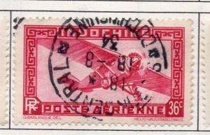 Indo China 1933 Early Issue Fine Used 36c. Air Stamp 151931