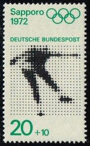 Germany #B475c Olympic Figure Skating; Unused (0.45)