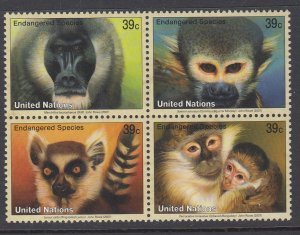 UN New York 928a Animals MNH VF