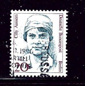 Germany-Berlin 9N518 Used 1986 issue