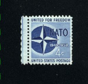 USA #1127 used 1959 PD .08