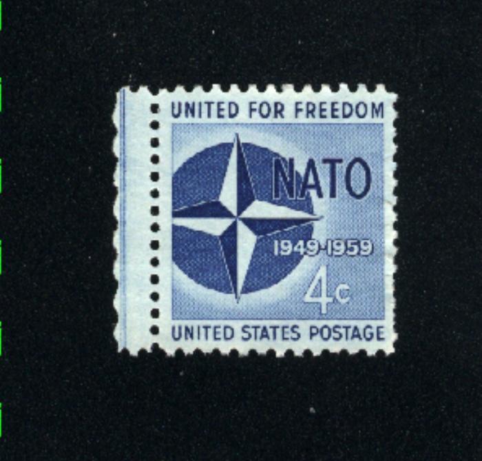 USA #1127 used 1959 PD
