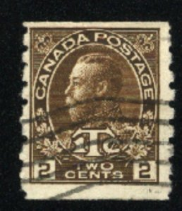 Canada #MR7    u    1916 PD