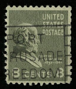 USA, 8 cents, Martin Van Buren (2925-Т)