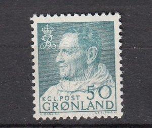 J26535  jlstamps 1963-8 greenland hv of set mnh #58 king