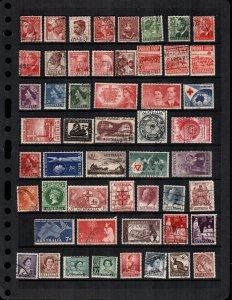 Australia  48 different used