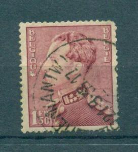 Belgium sc# 294 (2) used cat value $.35