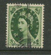 Great Britain QE II  SG 551  FU