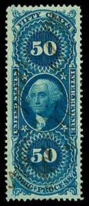 U.S. REV. FIRST ISSUE R60c  Used (ID # 63584)
