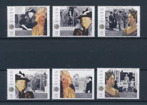 [81058] Nevis 2011 Second World war Dutch Queen Wilhelmina MNH