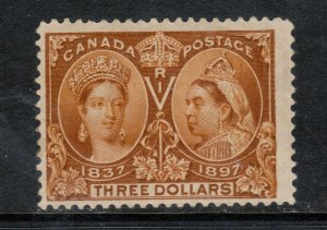 Canada #63 Mint Fine Lightly Hinged