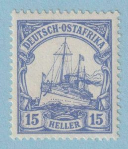GERMAN EAST AFRICA 25  MINT HINGE REMNANT OG * NO FAULTS EXTRA FINE!