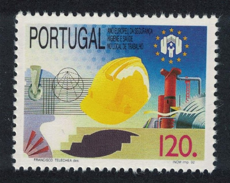 Portugal European Year of Health Hygiene and Safety in the Workplace SG#2314