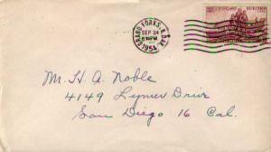 United States, Post 1950 Commemoratives, North Dakota
