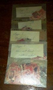 Large Lot 2 Cent 1894 & 95 Bureau Issues  (81)