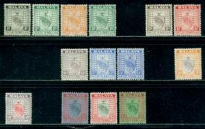Malaya-Negri Sembilan #21//35  Mint  Scott $193.95