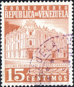 Venezuela  #660    Used