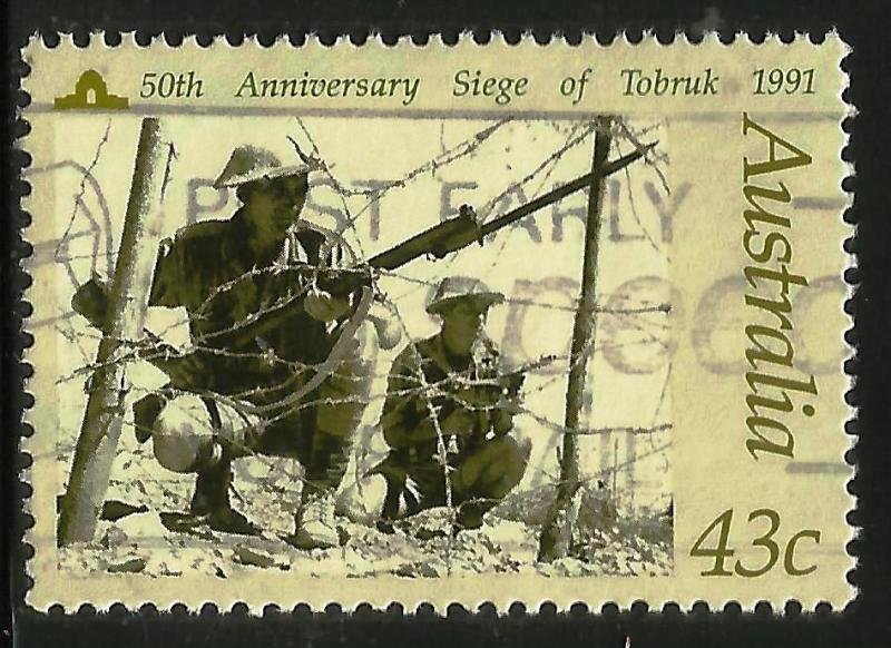 Australia 1991 Scott# 1208 Used