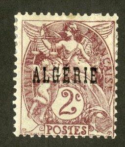 ALGERIA 2 MH BIN .40 ANGELS
