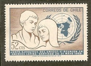 Chile  Scott  400   UNICEF    Used